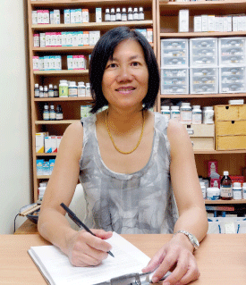 Doctor Karen Tan Naturopathic Doctor and Acupuncturist Honolulu
